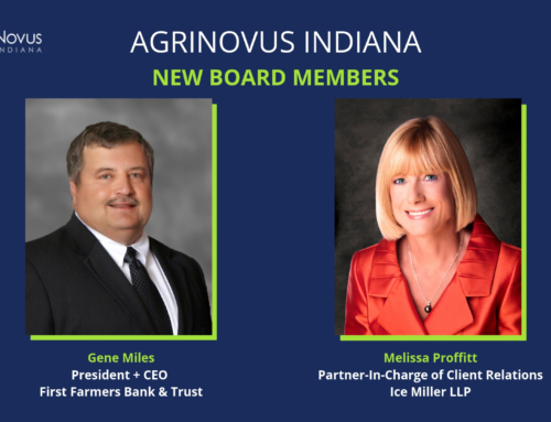 AgriNovus Indiana adds to Board of Directors, Innovation Council and names Executive Committee Leadership