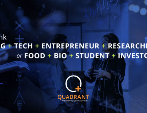 AgriNovus Indiana launches QUADRANT – a new program to convene and grow the agbioscience community