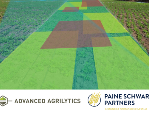 Paine Schwartz Partners Makes Growth Equity Investment in Advanced Agrilytics