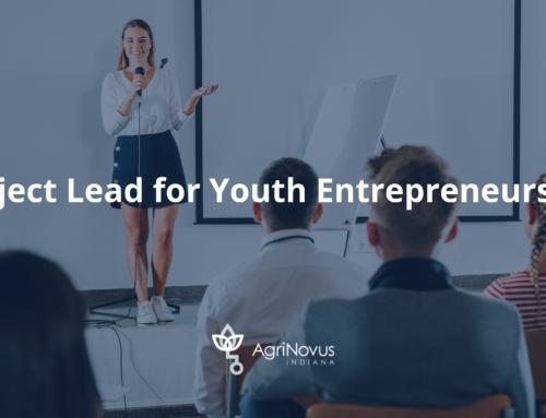 AgriNovus Seeks Project Lead for Youth Entrepreneurship