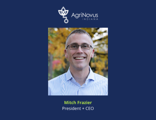 AgriNovus Indiana names Mitch Frazier president and CEO